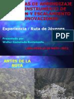 Experiencias de innovación - Juventud Rural