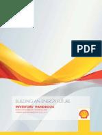 Investor's Handbook RDS(PLC)FOI 2007-2011
