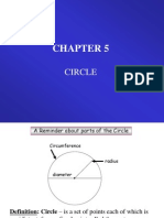 Chapter5 Circle