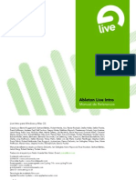 Manual de Ableton Live Intro