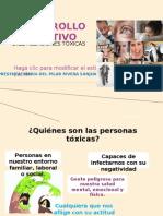 DESARROLLO EMOTIVO RELACIONES TÓXICAS