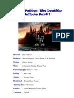 Sinopsis Harry Potter