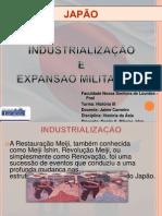 EXPANSÃO MILITARISTA JAPONES
