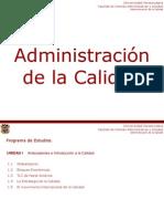 100704 01 Administraci€¦ón de la Calidad