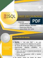 Base Datos Nosql