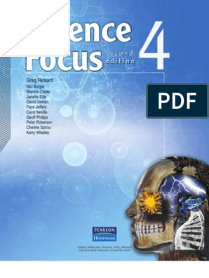 Science Focus 4 2nd Edition | Asteroid | Mars