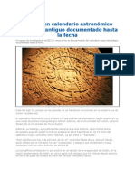Calendario_Astronómico_Maya_es_el_documento_más_antiguo