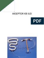 AKSEPTOR KB IUD