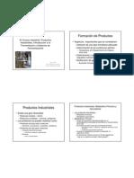 Productos y Fermentaciones