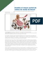 Mayor Portal de Compra Online de Brasil en Colombia