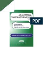 #SUCCESSFUL CORPORATE LEARNING tweet Book04