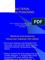 Bacterial Food Poisoning.donna2011