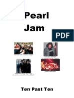 Pearl Jam Ten Past Ten by Grunge1990.Blogspot.com