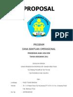 Proposal Dana Bantuan Operasional Paud