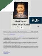 35921028 Visniec Matei Istoria Comunismului Povestita Pentru Bolnavi Mintali
