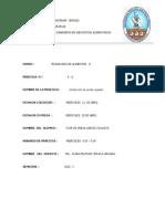 Lab . de Aceite Vegetal - 4a