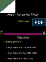 Anglo – Afghan War Trilogy