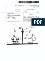 Acoustic Device for Use on Office Partitions