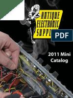 Aes Mini Catalog 2011