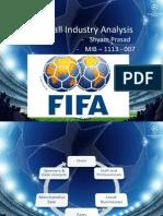 Football Industry Analysis