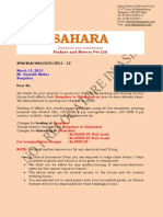 Sahara Movers