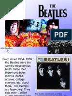 Beatles Presentation