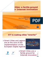 09 Living Labs and Smart Cities Max Lemke 1400-1maxlemke-110104055628-Phpapp02