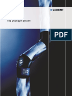 HDPE the Drainage System Engl