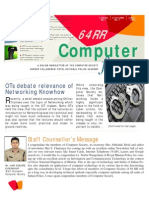 Computer Society Newsletter