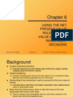 NPV and Value Creation_Ch6