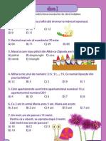 Concurs Smart Matematica, Ed10s2 a 11 Sem2 Subiecte