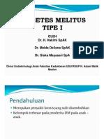 Mk End Slide Diabetes Melitus Tipe 1
