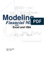 Financial Modeling With Excel and VBA