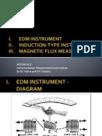 4 EDM&Induction Type Instrument