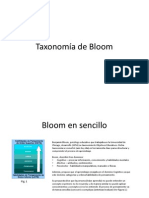 Bloom en Sencillo