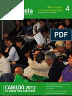 Revista Del Municipio G - Montevideo - Uruguay Mayo 2012