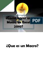 Diapositivas de Macros
