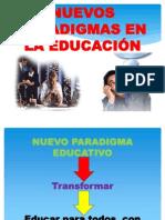 NUEVOS PARADIGMAS EN LA EDUCACIÓN EXPO