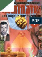 Wilson Robert Anton us 1 Das Auge Der Pyramide