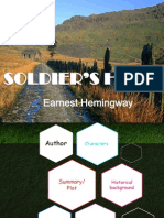 soldier's home