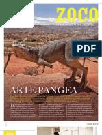 nota revista lugares arte pangea 192-Zoco Dinos
