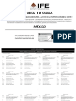 Ubicacion e Integracion de Casillas Toluca 34 2012 05 12