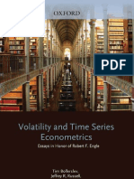 Bollerslev T. Et Al._2010_Volatility and Time Series Eco No Metrics