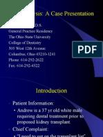 Hemodialysis Power Point