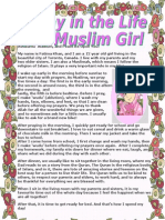 A Day in the Life of a Muslim Girl