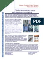 SCV Supply Chain Assessments & Bench Marking 10-07 V2
