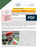OTP Weekly Briefing 2 May - 8 May 2012 #120