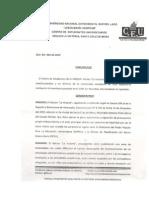 Comunicado Del c.e.u La Victoria PDF