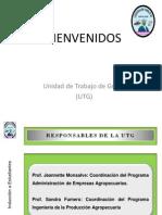 Induccion Estudiantes TG AR-12