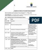 Final Workshop Program